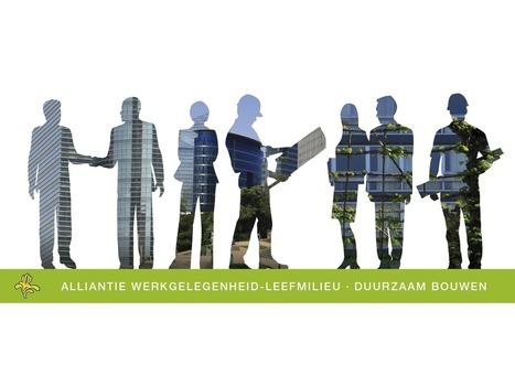 Het Opleidingsplatform Duurzaambouw begeleidt u bij alles wat met opleiding te maken heeft. | Construction Durable à Bruxelles | Scoop.it