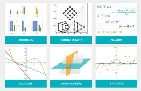 Wolfram Alpha Launches Problem Generator To Help Students Learn Math | TechCrunch | STEM Connections | Scoop.it