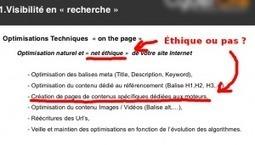 Référencement et éthique : refuser un contrat de 40 000 euros? | Référencement SEO consultant | Scoop.it