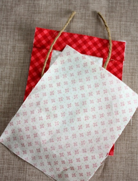 Quilted Christmas Ornament Tutorial   Fiber Arts   Scoop.it