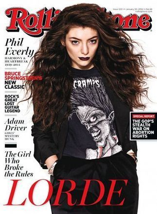 Rolling Stone USA – 30 January 2014 MAgazine | MYB Softwares | MYB Softwares, Games | Scoop.it
