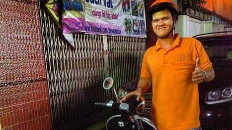 Vietnam by Vespa: a gourmet ride around Ho Chi Minh City | Vespa Stories | Scoop.it