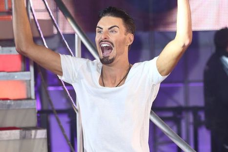 """""""All just rumours"""": Rylan Clark denies signing deal to be Big Brother presenter - Sexy Balla 