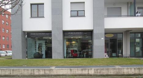 Il Krion anche a Cuneo per nuove architetture al passo con i tempi | Facciate, facades, vertical green wall, colorful facades, wall street art, facades led media light, projection  mapping | Scoop.it