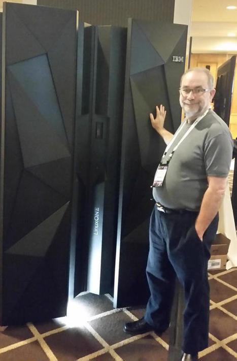 LinuxONE: IBM's new Linux mainframes   ZDNet   Nerd Vittles Daily Dump   Scoop.it