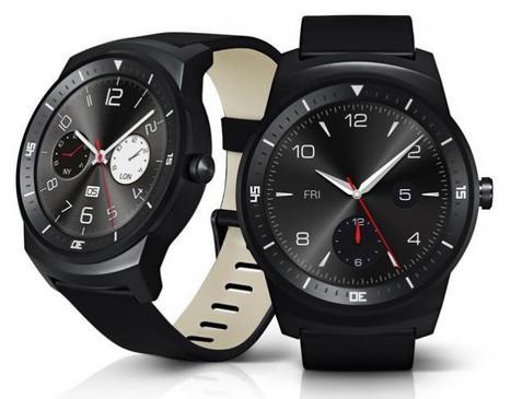 LG G Watch R, y Disfruta del Tiempo | Noticias Wearables | Scoop.it