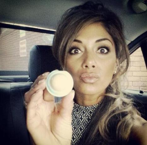Twitter / NicoleScherzy: On my way to the studio! I ... | EOS Research | Scoop.it