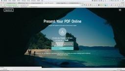 Beamium: diffusez vos pdf en direct – Le coutelas de Ticeman | le foyer de Ticeman | Scoop.it