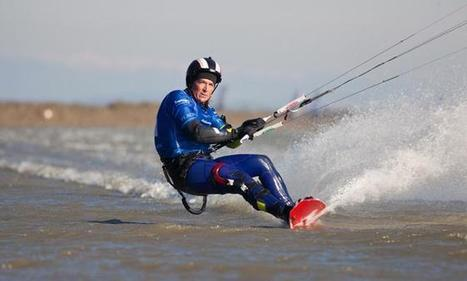 Sail-World.com - World Sailing Speed Kitesurfing Record shattered in Salin-de-Giraud | Travel Bites &... | Scoop.it
