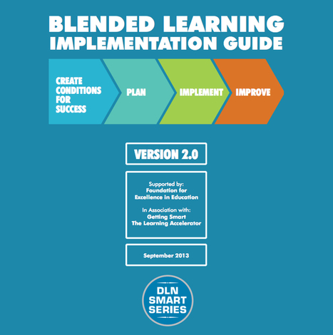 Blended Learning Implementation Guide 2.0 | Teacher Education | Scoop.it