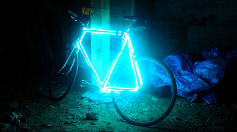 Turn Your Bike into a Safe-at-Night TRON-Cycle with EL Wire | Digital-News on Scoop.it today | Scoop.it