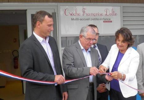 Ramonville-Saint-Agne. La crèche Françoise Dolto est ouverte - LaDépêche.fr | Sicoval | Scoop.it