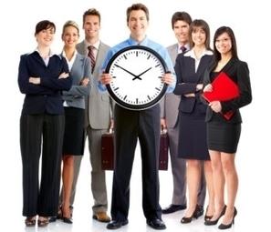 La gestion du temps des managers : des constats inquiétants... | gestion temps, outlook, lotus notes | Scoop.it