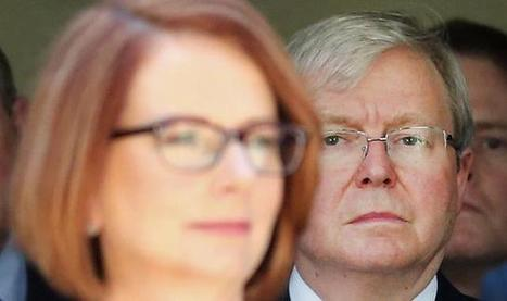 Kevin Rudd Says Australia Should Recognise Same-Sex Marriage - Pedestrian TV | Gosford Politics In The Pub | Scoop.it