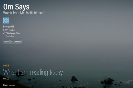 Flipboard brings its mobile magazines to the web | The daily digest | Scoop.it
