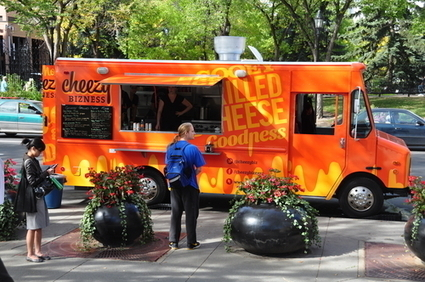 Is the Market for Food Trucks Becoming Oversaturated? | MyVenturePad | Digital-News on Scoop.it today | Scoop.it