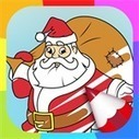 Christmas Coloring Pages - Coloring Games for Kids – Windows Apps on Microsoft Store | Windows Phone Apps and Games | Scoop.it