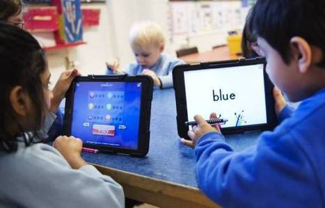 Apps thrill Swedish toddlers - eNCA | Promoting Creativity Through Design and Technology | Scoop.it