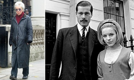 Lady Lucan pictured walking in London on eve of ITV controversial dramatisation of her husband's disappearance | Parental Responsibility | Scoop.it