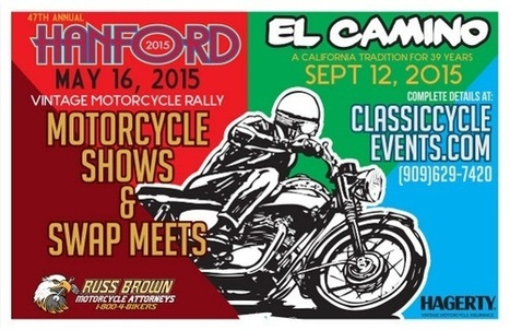 Hanford Vintage Rally Coming Up! | California Flat Track Association (CFTA) | Scoop.it