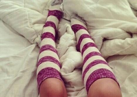 Buổi tối đi ngủ có nên đeo tất chân | Tư vấn sức khỏe - Công ty tư vấn Thành Đạt | Scoop.it