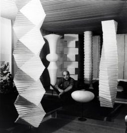 Modern home classics: Noguchi's light sculptures - Sioux City Journal | LIGHT PASSION | Scoop.it