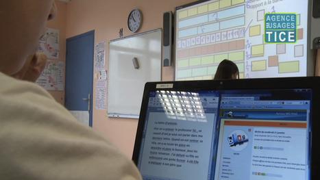 L'ENT au primaire : un outil de personnalisation des apprentissages | ENT | Scoop.it