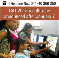 CAT 2015 result to be announced after January 7   Education:Education and Career is life   Scoop.it