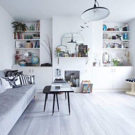 Comme à la maison à Londres | PLANETE DECO a homes world | décoration interieure | Scoop.it