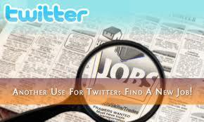 Can you Tweet your way to a better job? | Career Trends | Scoop.it