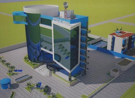 Afrique Média: Voici les nouveaux locaux de Malabo en construction | JE SUIS AFRIQUE MEDIA | Scoop.it