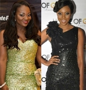 Jackie Appiah and Yvonne Nelson finally finished rivalry | i love you | Scoop.it