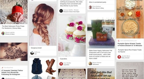 Pin This! Inside Pinterest's Content Marketing Strategy | AtDotCom Social media | Scoop.it