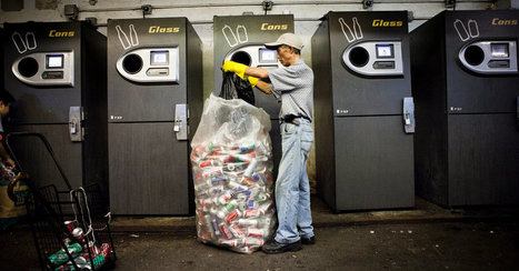 New York Today: The Race to Recycle | The EcoPlum Daily | Scoop.it