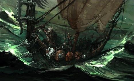 Warhammer 3 : Jouer un PJ Nordique | Jeux de Rôle | Scoop.it