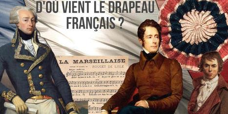 Quelle est l'histoire du drapeau français? | Remue-méninges FLE | Scoop.it