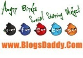 Add Angry Birds Social Sharing Widget To Blogger/WordPress Blog - Blogs Daddy | Blogger Tricks, Blog Templates, Widgets | Scoop.it