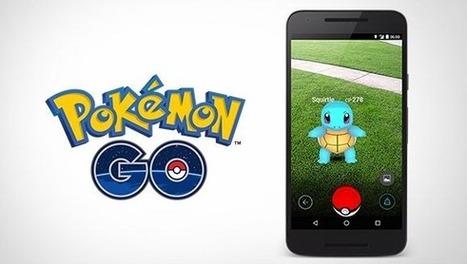 O fenômeno PokémonGo e o ensino/aprendizagem de inglês — Medium | Multilíngues | Scoop.it