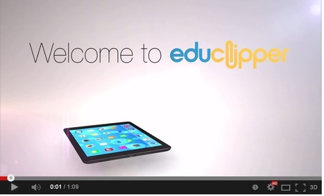 New Interesting Updates to eduClipper for iPad Including Sending Video and Audio Feedback to Students ~ Educational Technology and Mobile Learning | Open Education and Technology | Scoop.it