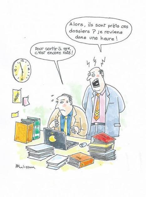 Vous avez dit stress ?   psychologie   Scoop.it