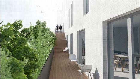 Des étudiants en architecture dessinent le logement étudiant de demain | Le journal de l'habitat | Scoop.it