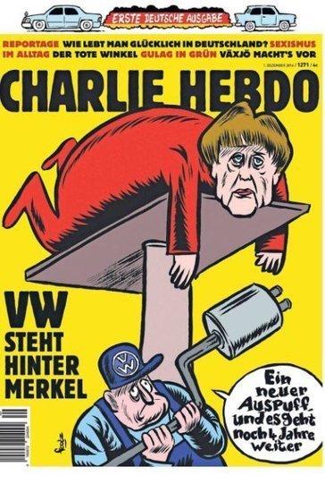 Charlie Hebdo Goes To Germany | PHMC Press | Scoop.it