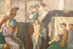 La pittura pompeiana | Net-plus-ultra | Scoop.it