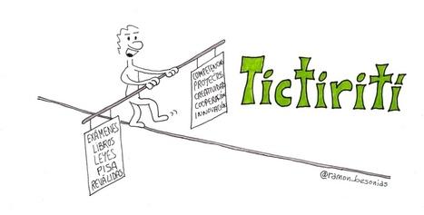 TICtirití: Escuelas creativas, de Ken Robinson (1): Reflexiones preliminares | TIC and youth | Scoop.it