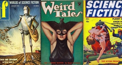 University of Iowa receives epic sci-fi collection | Biblio | Scoop.it