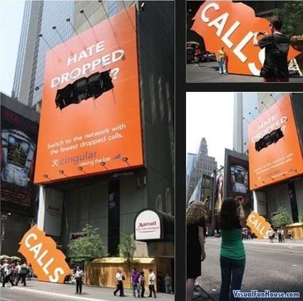 Top Ten List Of Billboard Advertisements | Psychology of Consumer Behaviour | Scoop.it