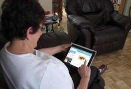 Les aînés à lassaut des écrans tactiles | Ressources thématiques cbb mobile | Scoop.it