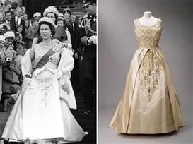New royal fashion exhibit honors Queen Elizabeth, Princess Diana's exotic style - Today.com   Bold Fashion   Scoop.it