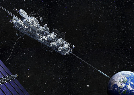 Japanese Company Aims for Space Elevator by 2050 | Gentlemachines | Scoop.it
