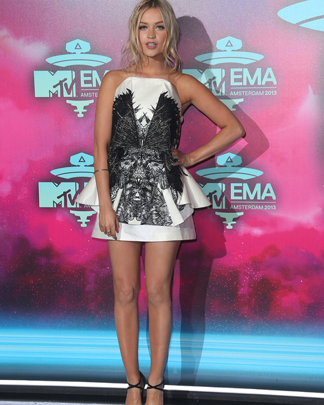 Best Dressed At The EMAs and AMAs | Fashion North | Breathe Fashion | Scoop.it